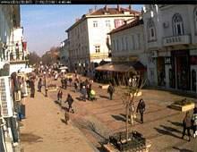 Уеб Камера Русе - център на града , Русе, България