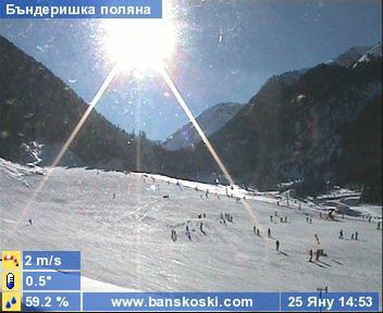 Уеб Камера Банско Шилигарника , Банско, България