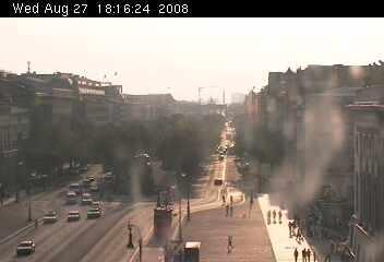 Уеб Камера Булеварда Под Липите и Бранденбурската врата  , Берлин, Германия