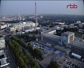 Уеб Камера Изглед Към Берлин от ТВ центъра  , Берлин, Германия